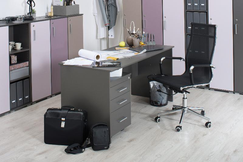<b>REA OFFICE - graphite</b>